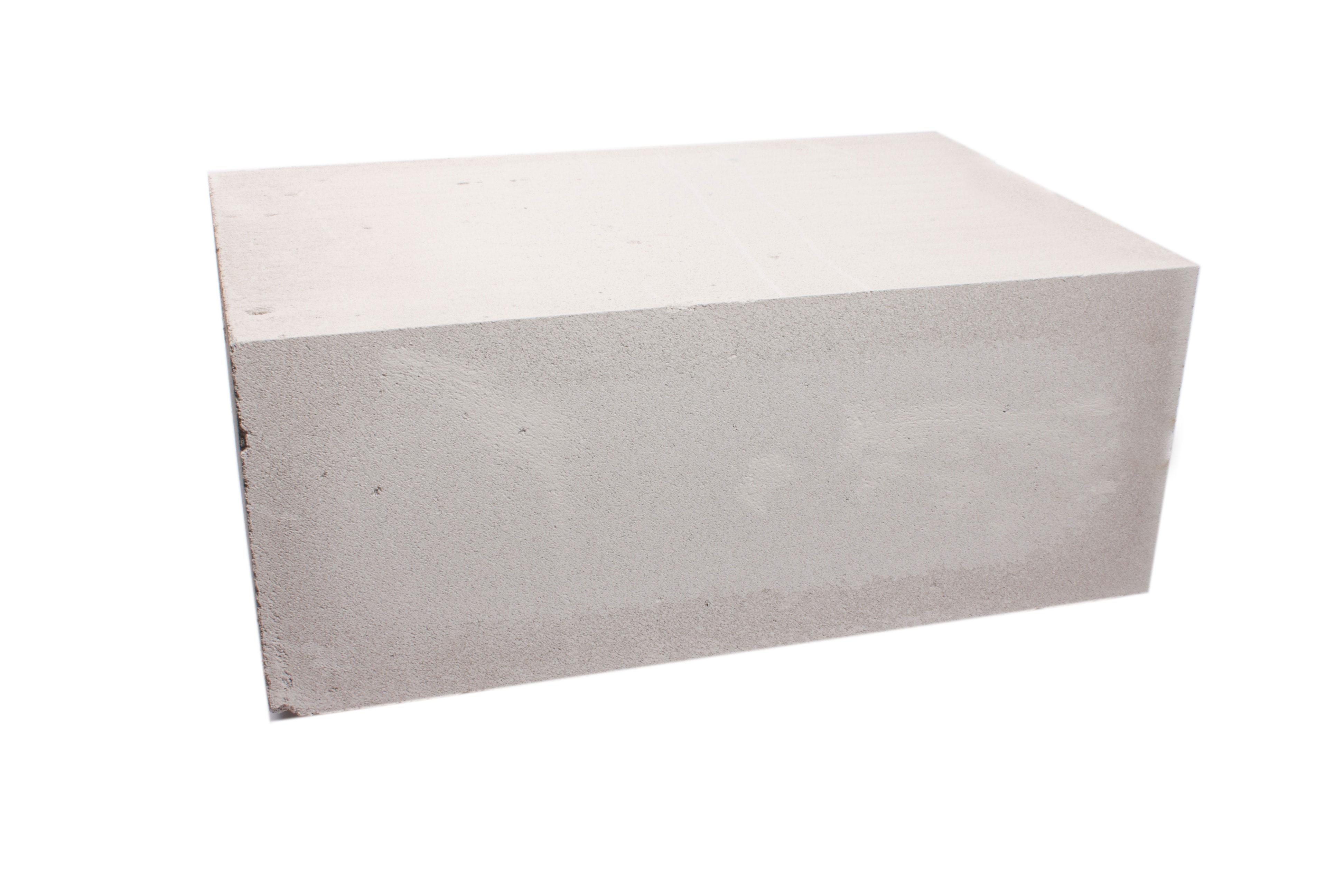 Блок из ячеистого бетона автоклавного твердения производства ОАО ЕЗСМ