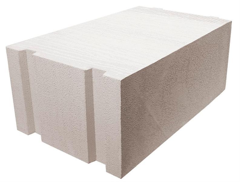 Пазогребневой блок из ячеистого бетона автоклавного твердения